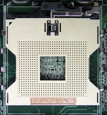 socket 604