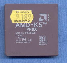 amd-K5 PR100