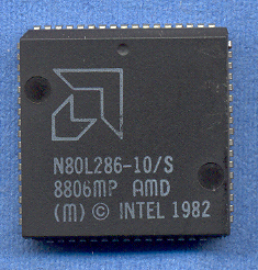AMD 286 10MHz