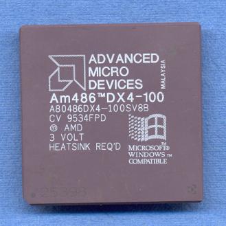 AMD 486 DX/4 100MHz