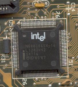 i80386SX soldado