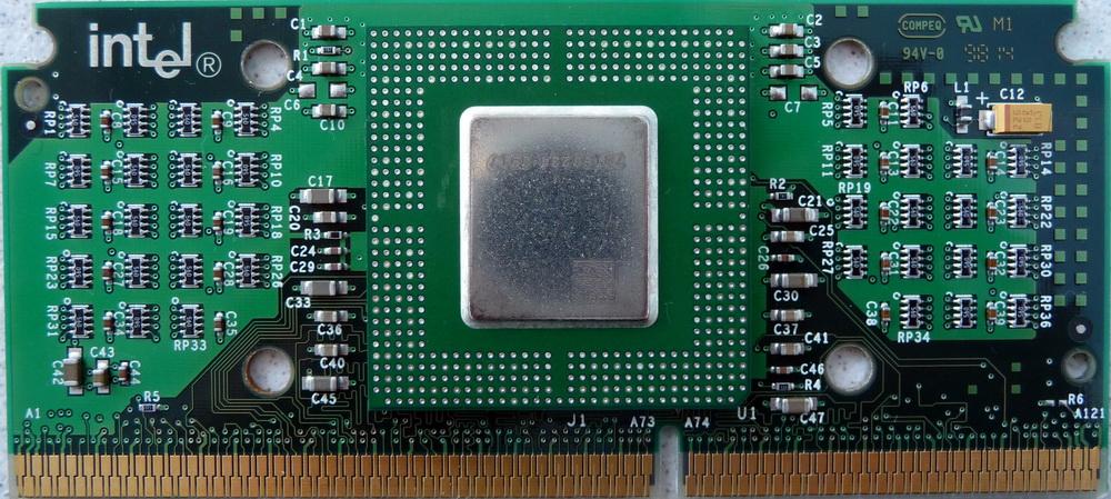 Intel Celeron 266 SL2SY 01