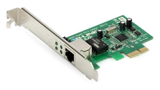 NIC Ethernet RJ-45