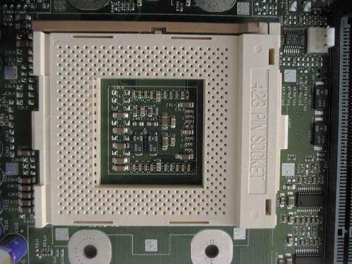 socket 423 (P4)